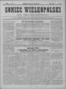 Goniec Wielkopolski: najtańsze pismo codzienne dla wszystkich stanów 1931.11.12 R.55 Nr262