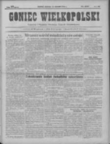 Goniec Wielkopolski: najtańsze pismo codzienne dla wszystkich stanów 1931.11.15 R.55 Nr265