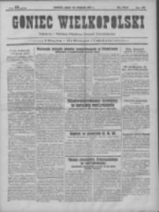 Goniec Wielkopolski: najtańsze pismo codzienne dla wszystkich stanów 1931.11.28 R.55 Nr276
