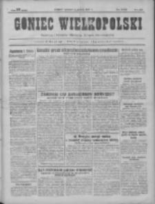 Goniec Wielkopolski: najtańsze pismo codzienne dla wszystkich stanów 1931.12.03 R.55 Nr280