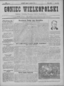 Goniec Wielkopolski: najtańsze pismo codzienne dla wszystkich stanów 1931.12.04 R.55 Nr281