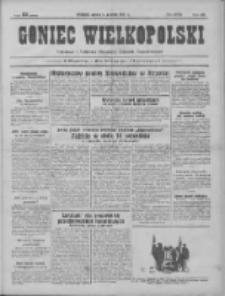 Goniec Wielkopolski: najtańsze pismo codzienne dla wszystkich stanów 1931.12.05 R.55 Nr282