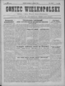Goniec Wielkopolski: najtańsze pismo codzienne dla wszystkich stanów 1931.12.06 R.55 Nr283