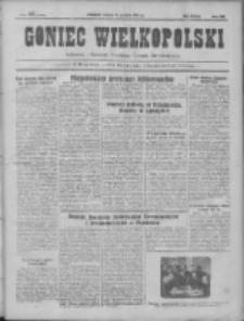 Goniec Wielkopolski: najtańsze pismo codzienne dla wszystkich stanów 1931.12.08 R.55 Nr284