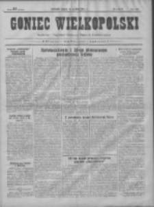 Goniec Wielkopolski: najtańsze pismo codzienne dla wszystkich stanów 1931.12.12 R.55 Nr287