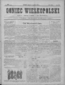 Goniec Wielkopolski: najtańsze pismo codzienne dla wszystkich stanów 1931.12.13 R.55 Nr288