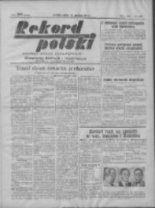 Goniec Wielkopolski: najtańsze pismo codzienne dla wszystkich stanów 1931.12.18 R.55 Nr292