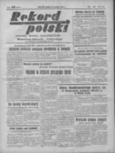 Goniec Wielkopolski: najtańsze pismo codzienne dla wszystkich stanów 1931.12.19 R.55 Nr293
