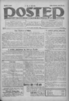 Postęp: dziennik chrześcijański i narodowy: wychodzi w Poznaniu 1924.02.22 R.35 Nr44