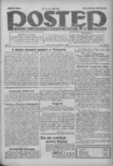Postęp: dziennik chrześcijański i narodowy: wychodzi w Poznaniu 1924.02.23 R.35 Nr45