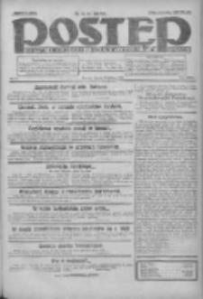 Postęp: dziennik chrześcijański i narodowy: wychodzi w Poznaniu 1924.02.26 R.35 Nr47