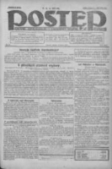 Postęp: dziennik chrześcijański i narodowy: wychodzi w Poznaniu 1924.03.01 R.35 Nr51