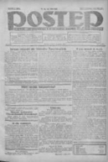 Postęp: dziennik chrześcijański i narodowy: wychodzi w Poznaniu 1924.03.04 R.35 Nr53