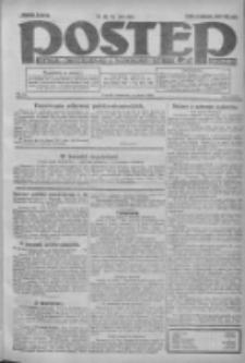 Postęp: dziennik chrześcijański i narodowy: wychodzi w Poznaniu 1924.03.06 R.35 Nr55