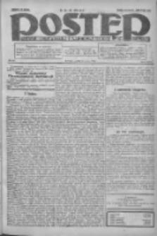 Postęp: dziennik chrześcijański i narodowy: wychodzi w Poznaniu 1924.03.08 R.35 Nr57