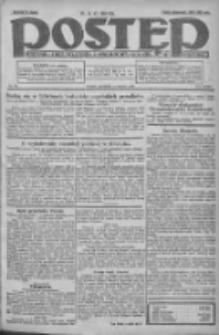 Postęp: dziennik chrześcijański i narodowy: wychodzi w Poznaniu 1924.03.16 R.35 Nr64