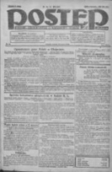 Postęp: dziennik chrześcijański i narodowy: wychodzi w Poznaniu 1924.03.18 R.35 Nr65