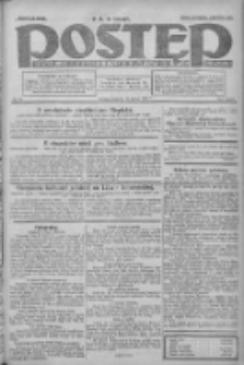 Postęp: dziennik chrześcijański i narodowy: wychodzi w Poznaniu 1924.03.25 R.35 Nr71