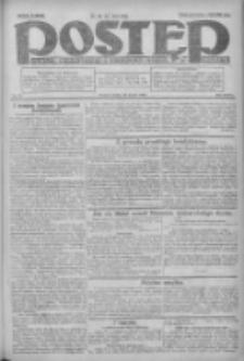 Postęp: dziennik chrześcijański i narodowy: wychodzi w Poznaniu 1924.03.26 R.35 Nr72