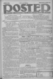 Postęp: dziennik chrześcijański i narodowy: wychodzi w Poznaniu 1924.03.27 R.35 Nr73