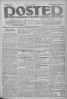 Postęp: dziennik chrześcijański i narodowy: wychodzi w Poznaniu 1924.04.05 R.35 Nr81