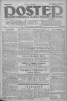 Postęp: dziennik chrześcijański i narodowy: wychodzi w Poznaniu 1924.04.06 R.35 Nr82