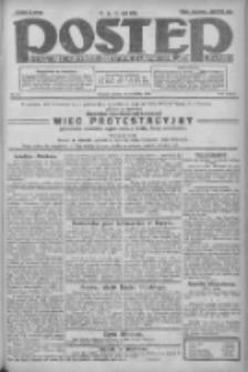 Postęp: dziennik chrześcijański i narodowy: wychodzi w Poznaniu 1924.04.12 R.35 Nr87