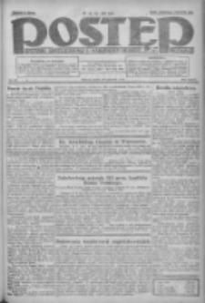Postęp: dziennik chrześcijański i narodowy: wychodzi w Poznaniu 1924.04.16 R.35 Nr90