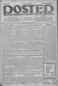 Postęp: dziennik chrześcijański i narodowy: wychodzi w Poznaniu 1924.04.17 R.35 Nr91