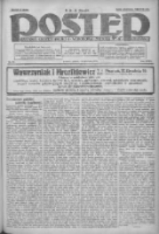 Postęp: dziennik chrześcijański i narodowy: wychodzi w Poznaniu 1924.04.18 R.35 Nr92
