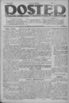 Postęp: dziennik chrześcijański i narodowy: wychodzi w Poznaniu 1924.04.24 R.35 Nr96