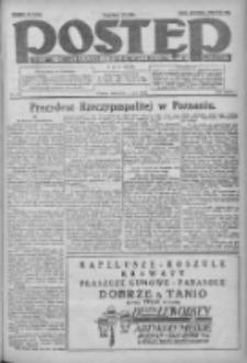 Postęp: dziennik chrześcijański i narodowy: wychodzi w Poznaniu 1924.05.01 R.35 Nr102