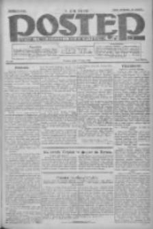 Postęp: dziennik chrześcijański i narodowy: wychodzi w Poznaniu 1924.05.07 R.35 Nr106