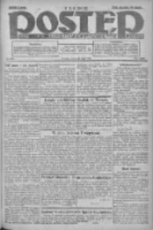 Postęp: dziennik chrześcijański i narodowy: wychodzi w Poznaniu 1924.05.10 R.35 Nr108