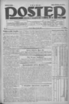 vPostęp: dziennik chrześcijański i narodowy: wychodzi w Poznaniu 1924.05.14 R.35 Nr111