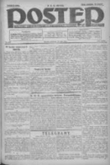 Postęp: dziennik chrześcijański i narodowy: wychodzi w Poznaniu 1924.05.15 R.35 Nr112