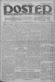 Postęp: dziennik chrześcijański i narodowy: wychodzi w Poznaniu 1924.05.16 R.35 Nr113