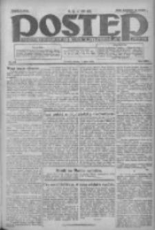 Postęp: dziennik chrześcijański i narodowy: wychodzi w Poznaniu 1924.05.17 R.35 Nr114