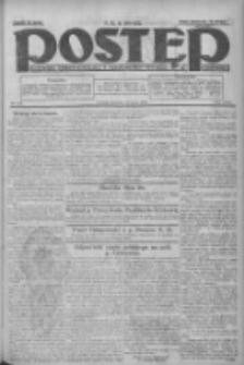 Postęp: dziennik chrześcijański i narodowy: wychodzi w Poznaniu 1924.05.18 R.35 Nr115