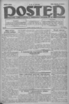 Postęp: dziennik chrześcijański i narodowy: wychodzi w Poznaniu 1924.05.22 R.35 Nr118