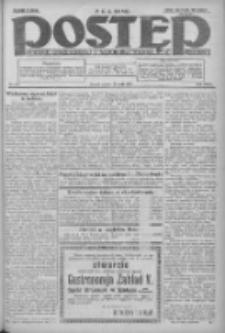 Postęp: dziennik chrześcijański i narodowy: wychodzi w Poznaniu 1924.05.23 R.35 Nr119