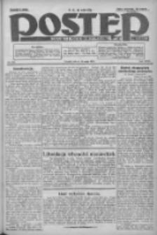 Postęp: dziennik chrześcijański i narodowy: wychodzi w Poznaniu 1924.05.24 R.35 Nr120