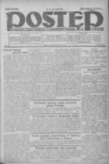 Postęp: dziennik chrześcijański i narodowy: wychodzi w Poznaniu 1924.05.25 R.35 Nr121