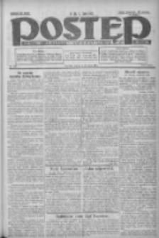 Postęp: dziennik chrześcijański i narodowy: wychodzi w Poznaniu 1924.05.29 R.35 Nr124
