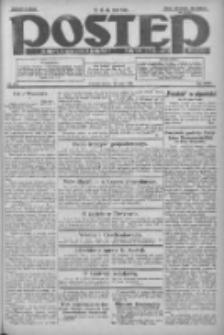 Postęp: dziennik chrześcijański i narodowy: wychodzi w Poznaniu 1924.05.31 R.35 Nr125