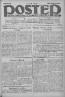 Postęp: dziennik chrześcijański i narodowy: wychodzi w Poznaniu 1924.06.11 R.35 Nr133