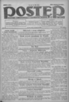 Postęp: dziennik chrześcijański i narodowy: wychodzi w Poznaniu 1924.06.13 R.35 Nr135