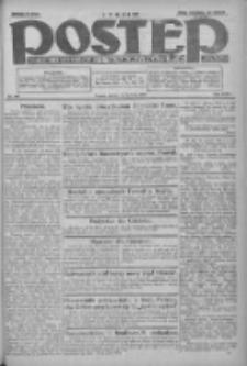 Postęp: dziennik chrześcijański i narodowy: wychodzi w Poznaniu 1924.06.14 R.35 Nr136
