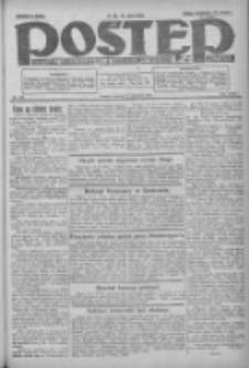 Postęp: dziennik chrześcijański i narodowy: wychodzi w Poznaniu 1924.06.17 R.35 Nr138