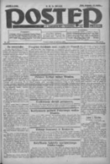 Postęp: dziennik chrześcijański i narodowy: wychodzi w Poznaniu 1924.06.18 R.35 Nr139